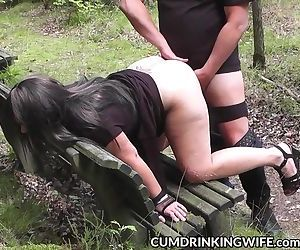 Slutwife Marion dogging and..