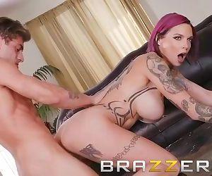 Brazzers - Stepmom Anna Bell..