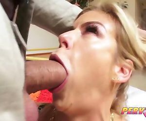 MILF Alexis Fawx Squirts All Over..