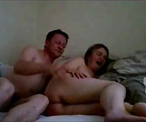 Milf on Real Homemade