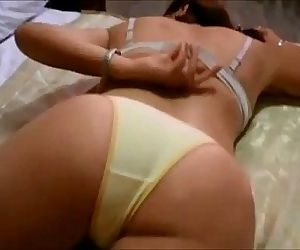 Wife anal creampie..