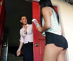 Tanya Tate and Marina Angel at..