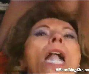 Cum Hungry Mom - 3..