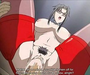Big Boobs Anime Schoolgirl Has..