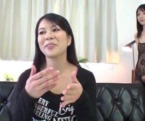 Saya Fujimoto brunette bitch..