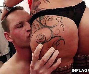 Chubby German Cuckold Milf