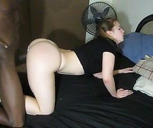 Hubby Watches Wife..