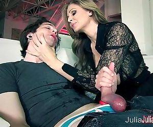 Busty Milf Julia..