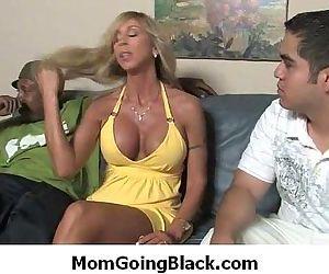 Milf Porn - Watching my mom going..