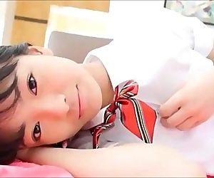 Sexy Japanese Schoolgirl - 6 min
