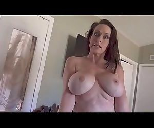 Mom wakes up son 11 min HD