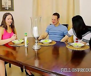 MILF MOM PLAYS WITH PUSSY WHILE..