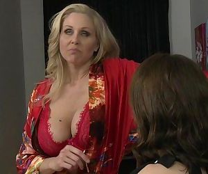 Julia Ann and Sarah Shevon..