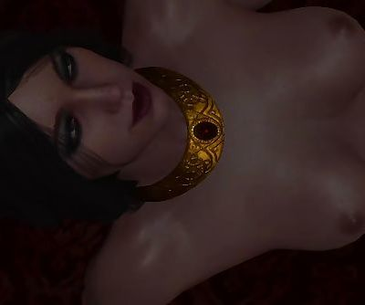 The Witcher 3: Wild Porn/Sex with..