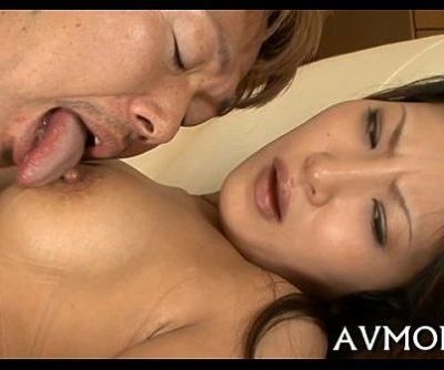 Milf cums from..