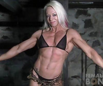 Female Bodybuilders Muscles..