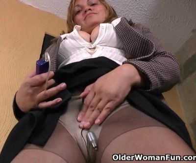 Office milf..