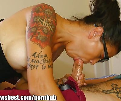 MommyBB Dana Vespoli caughts her..