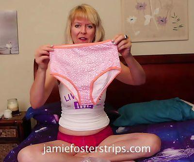 Jamie Foster Granny Panties