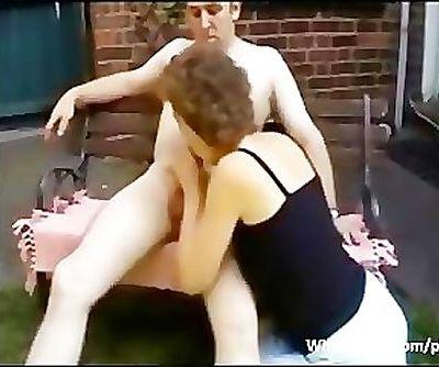 Mature couple sex tape compilation