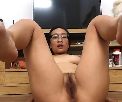 Horny Asian Mom..