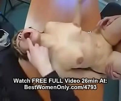 Russian Cougar Blonde Likes Fuck..