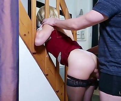 Step-mom stuck force fucked, get..