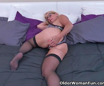 Canadian milf Bianca is ready for..