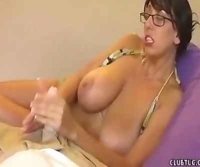 Horny Milf Wants This Guy To..