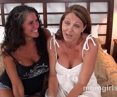 Two busty milf friends fuck and..