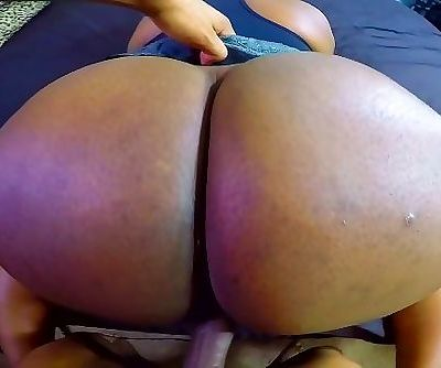 Ass So Juicy Had To Skeet All..