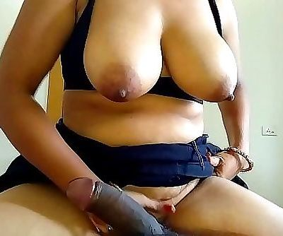 Mom Riding Son Big Black Cock In..