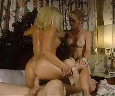 90s Porn: Stacy Valentine Threesome