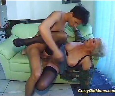 big boob moms..