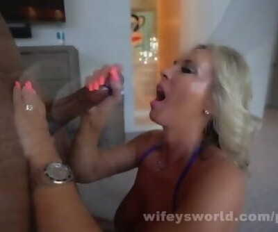 Busty Housewife Gets Fucked Hard..