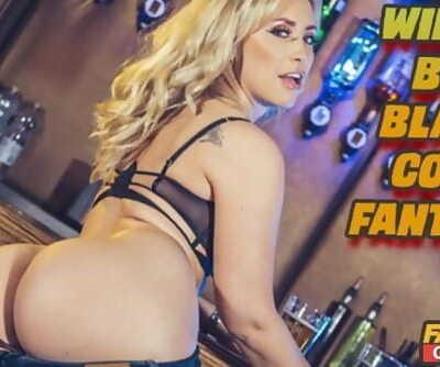 Fake Pub Hotwife PAWG MILF shared..