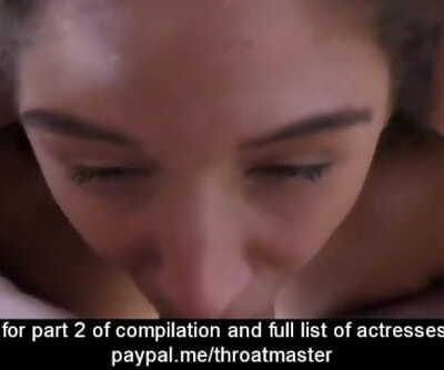 BEST CUM IN THROAT COMPILATION