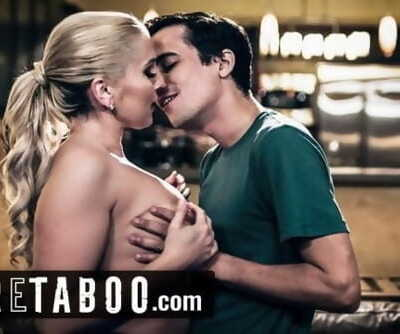 PURE TABOO Jealous Son Seduces..