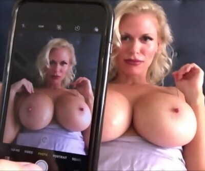 Step Mom Asks Son to Take Nude..