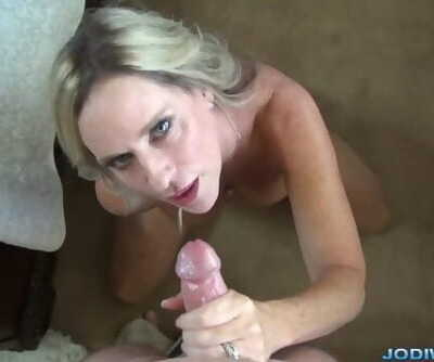 A Creampie for Step Mother with..