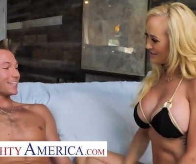 Naughty America - the Beautiful..