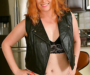 Sexy redhead roxy normandy in fish - part 3321