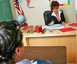 Busty teacher vanessa getting fucked by student - part 2209