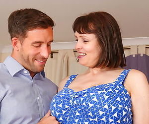 Big breasted british housewife fooling around with her lover - part 2562