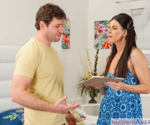 Seduced By A Cougar India Summer- Preston Parker