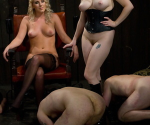 Divine Bitches Aiden Starr- Ashley Edmonds- Chip Tanner- Dean Morrato- Skyeboy