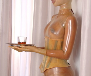 House Of Taboo Katia De Lys- Latex Lucy