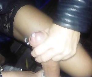 46 y.o. my friend mom in stockings public fucking