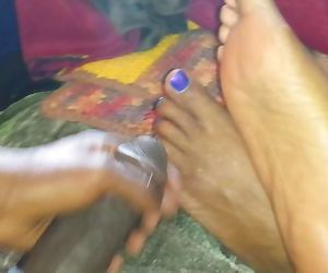 friends mom footjob crossed soles