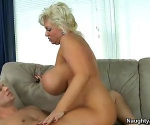 Claudia Marie fucks son\